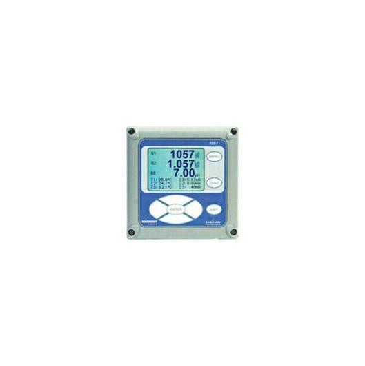 Rosemount Conductivity Meter : Ph conductivity measurement burntwood process systems