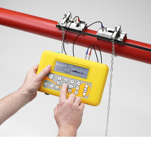 <strong>Burntwood supply a range of high quality clamp on flowmeters from Micronics.</strong>