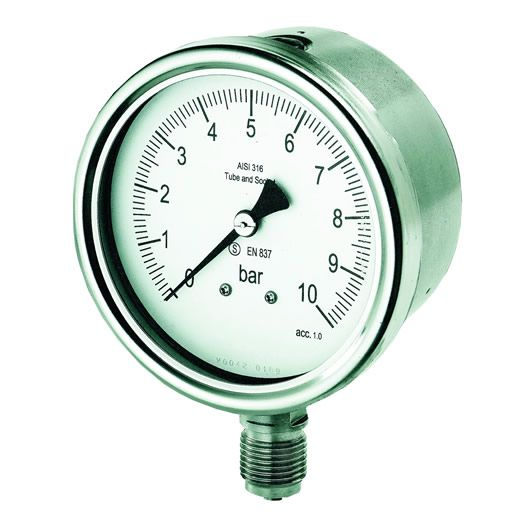 <strong>Burntwood supply a full range of quality pressure gauges at competitive prices and fast track delivery.</strong>